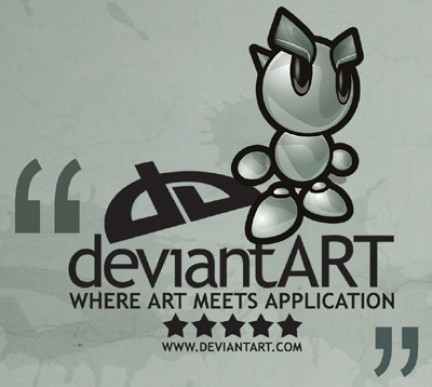 Start Sharing Your Work at DeviantArt